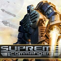 Скачать Supreme Commander: Forged Alliance [RU/EN]