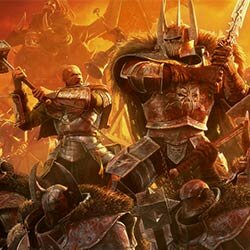 Скачать Warhammer: Mark of Chaos: Battle March Gold Edition [RU/EN]