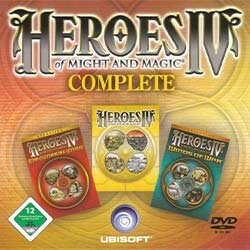 Изображение Heroes of Might and Magic IV: Complete [RU/EN]